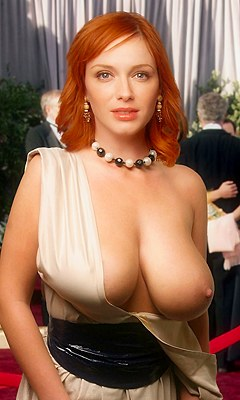 Christina Hendricks porno