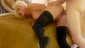 I have to let him fuck me good and hard