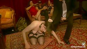Slave Birthday Party Part 1