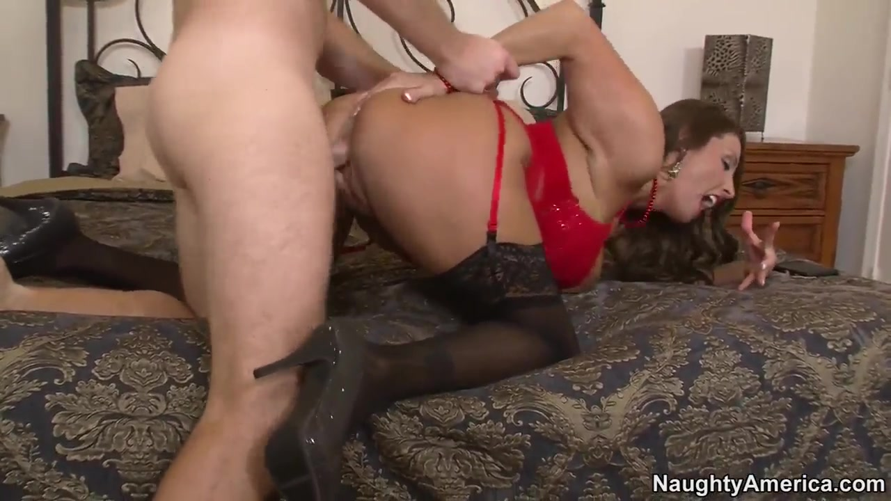 mature staci starr gets anal pounding from levi cash | hdzog