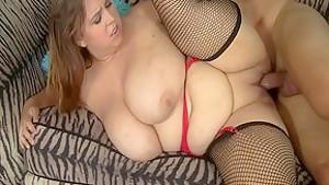 Exotic pornstar Minnie Mayhem in best blonde, big tits adult clip