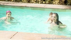 Hottest pornstars Joanna Angel, James Deen in Horny Gothic porn video