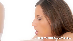 Best pornstar Sensual Jane in Incredible Blowjob, Romantic adult clip
