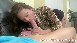 Crazy pornstar in Best Big Ass, MILF porn video