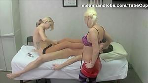 Amazing pornstar Rene Phoenix in Fabulous HD, Handjobs sex movie
