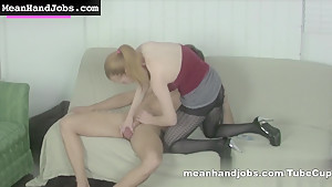 Crazy pornstar in Horny Fetish, Stockings xxx scene