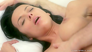 Hottest pornstar in Crazy Brunette, Blowjob adult movie