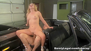 Crazy pornstar Lexi Belle in Exotic Blonde, Hardcore xxx scene