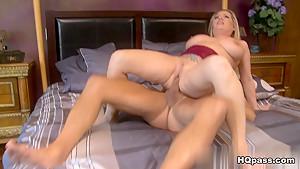 Hottest pornstar Rachel Love in Fabulous Cumshots, Blonde adult video