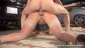 Incredible pornstar Alura Jenson in Horny Big Ass, Stockings sex video