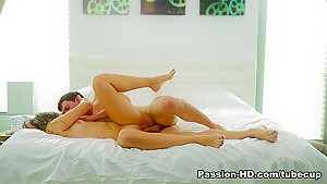 Best pornstar Lorraine Mack in Incredible Small Tits, Cunnilingus xxx scene
