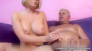 Horny pornstar Krissy Lynn in Fabulous Fucking Machines, Dildos/Toys porn scene