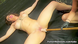 Incredible pornstars Esmi Lee, Dylan Daniels in Exotic Femdom, College porn video