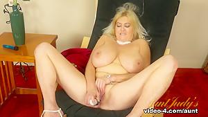 Crazy pornstar in Fabulous Masturbation, Big Ass adult clip