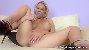 Amazing pornstar Jeanie Marie Sullivan in Fabulous MILF, Dildos/Toys porn video