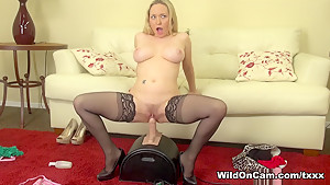 Hottest pornstar Aiden Starr in Exotic MILF, Masturbation xxx video