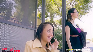 Holly Hendrix In 1 800 Phone Sex Line 3