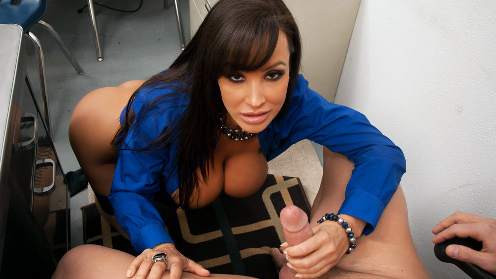 Lisa ann my first sex teacher