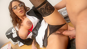 Ariella Ferrera & Johnny Castle in My First Sex Teacher