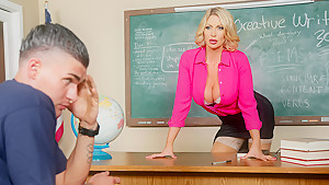 Teaching Miss Darby a Hard Lesson