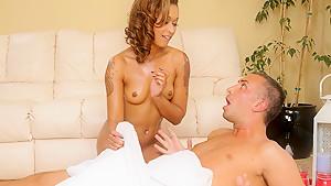 Skin-on-Skin Naked Massage