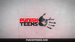 PunishTeens - Groupie Slut Dominated By her Idol